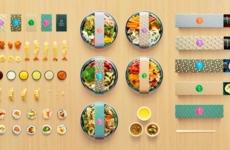 Maki-San: Diseña tu plato de sushi