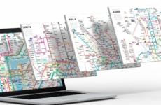 Mapas de Metro del Mundo