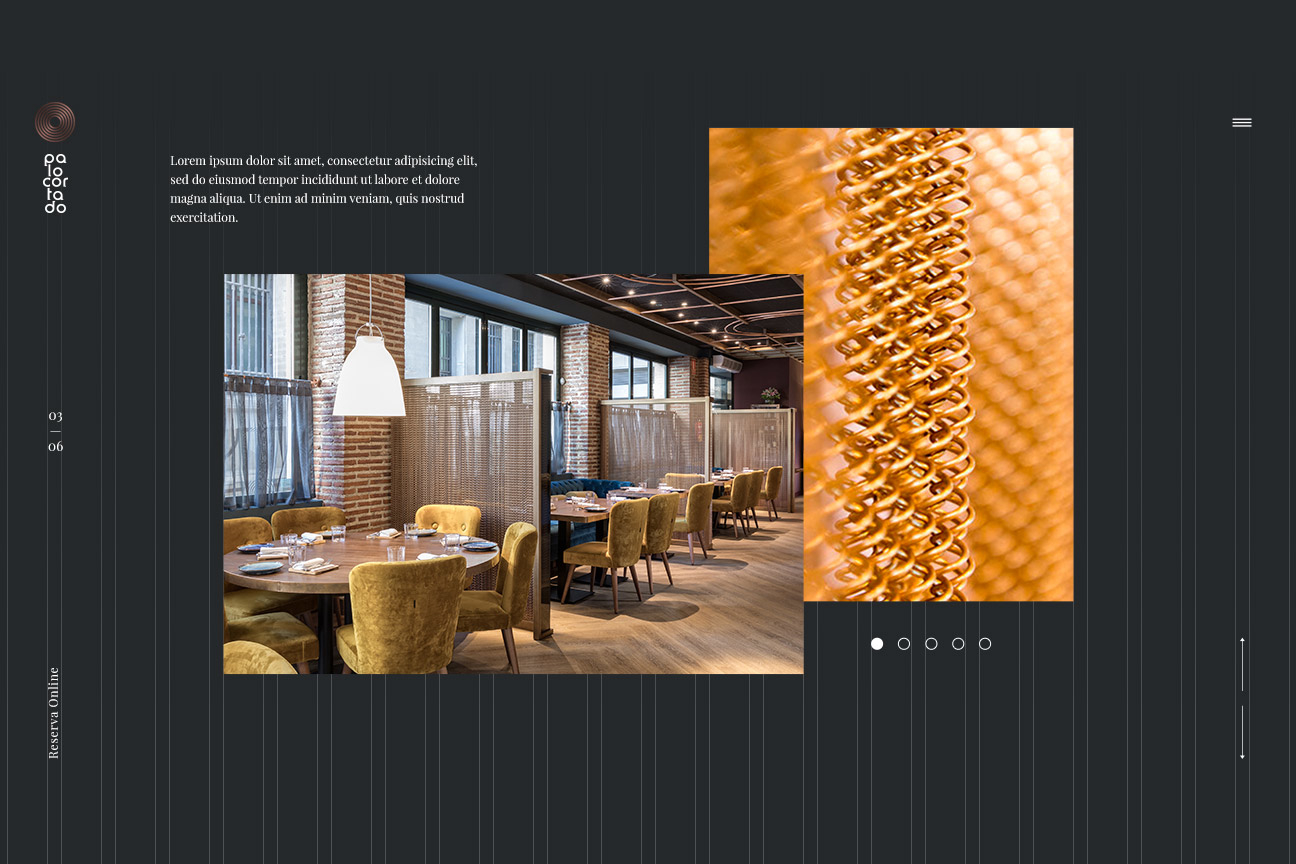 diseño web restaurante malaga