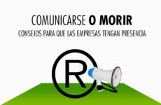 Comunicarse o morir