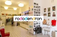 Tiendas de diseño en Budapest: Rododendron Art and Design