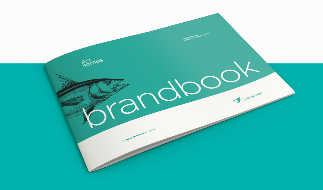 Branding estratégico Sanamar Alimentación
